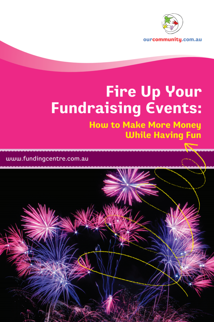 Fire Up Your Fundraising Events