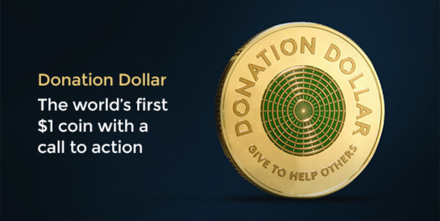 Donation dollar edm
